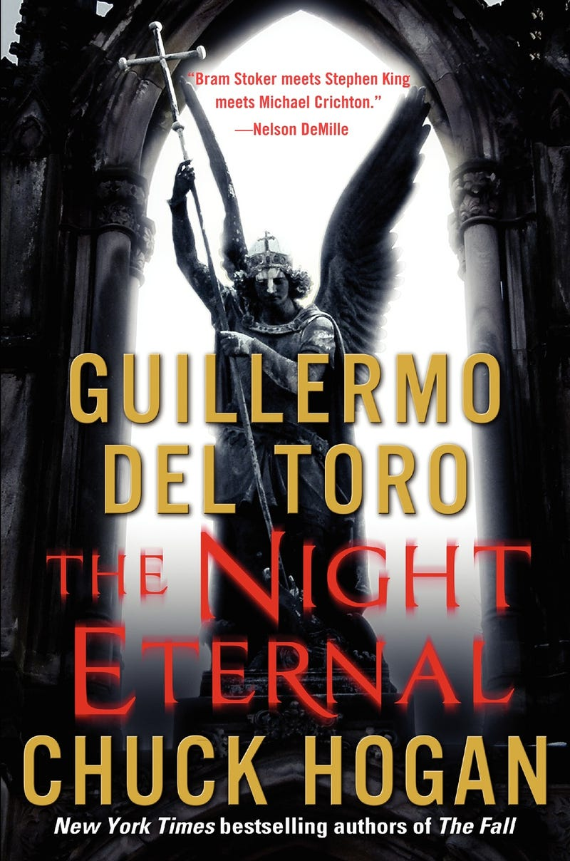 Exclusive Excerpt from the Conclusion to Guillermo del Toro's Vampire Trilogy, The Strain