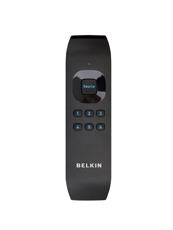Belkin FlyWire Wireless HDMI Box Beams 1080p Anywhere in Your House, Looks Fantastic