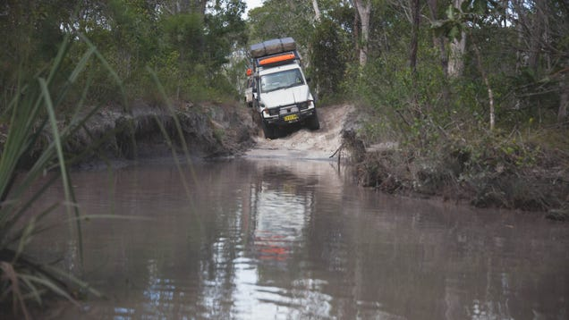 Driving Australia's Most Challenging Off-Road Trail