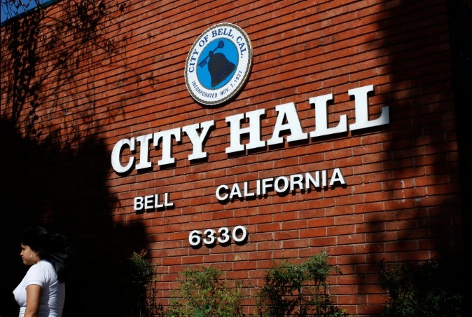 Bell, Calif. Police Chief: 'I Am Looking Forward To... Taking All of Bell's Money'