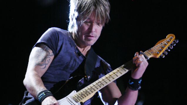 Keith Urban, I guess