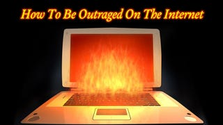 How to Be Outraged on the Internet