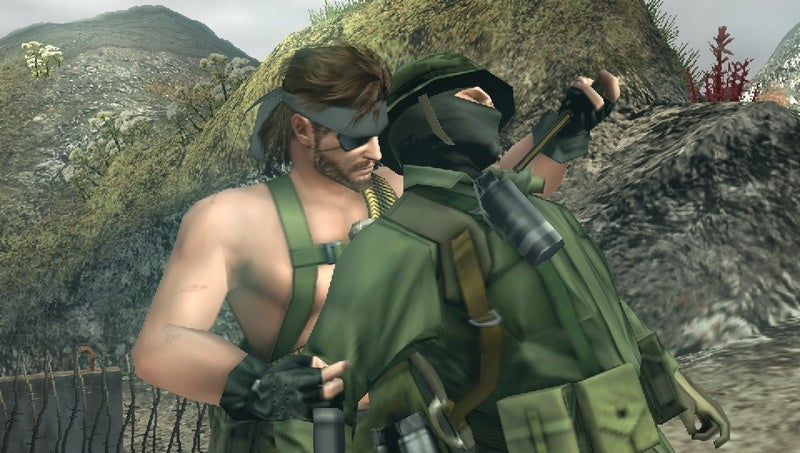 Metal Gear Solid: Peace Walker Looks This Good, This Stylish