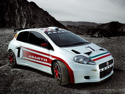 The Scorpion Returns: Fiat's Abarth-Tuned Puntos Coming to Geneva