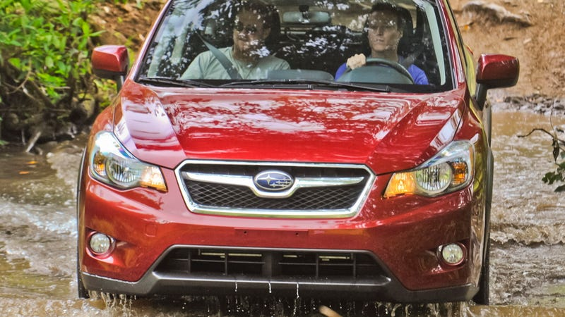 Subaru XV Crosstrek: The Jalopnik Review