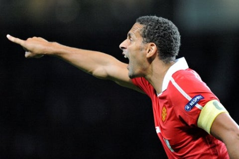 Rio Ferdinand Refuses To Sit During Flight To Valencia In Order To Protect His Flimsy Back