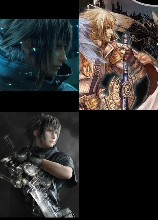 Is This Game Ripping Off Final Fantasy?