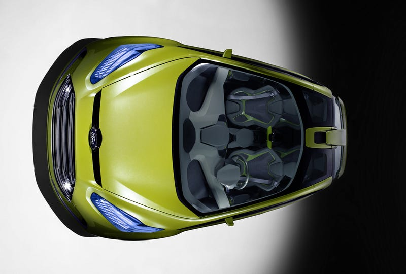 Ford Iosis Max Concept: A Kineticly Awesome Way To Carry Your Stuff