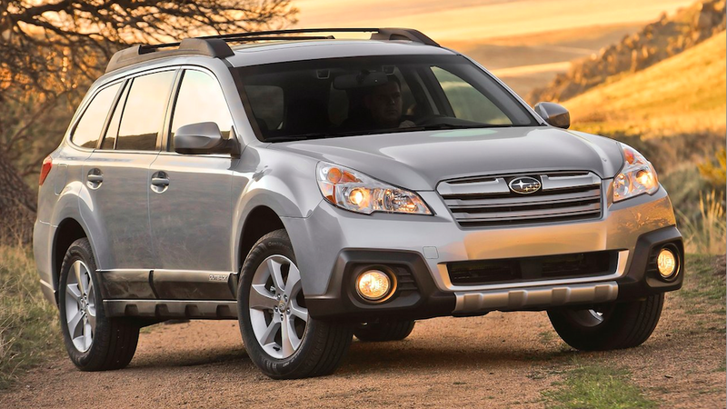 The Subaru Outback Is Just a Station Wagon Marketing Scheme