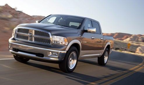 2009 Dodge Ram Pricing To Start At $22,170