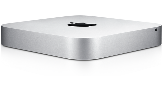 The New, Speedier, Ivy Bridge Mac Minis Are Here