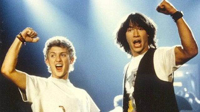 Bill & Ted 3 gets the Galaxy Quest director!