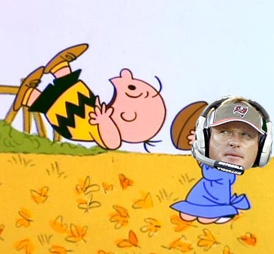 How The Gruden Stole Christmas