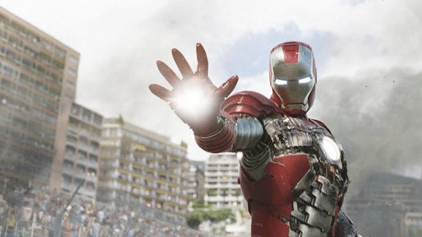 Secrets Of Iron Man's New Suits