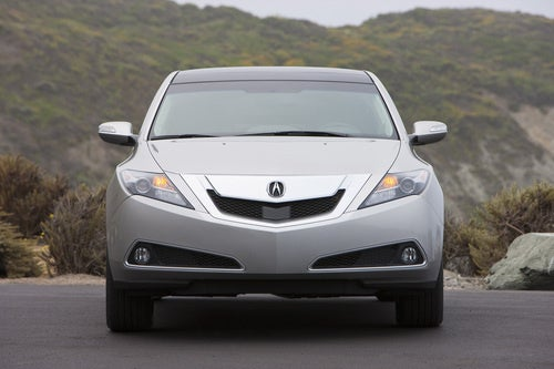 Acura ZDX Reveals More Cross-Dressing Angles