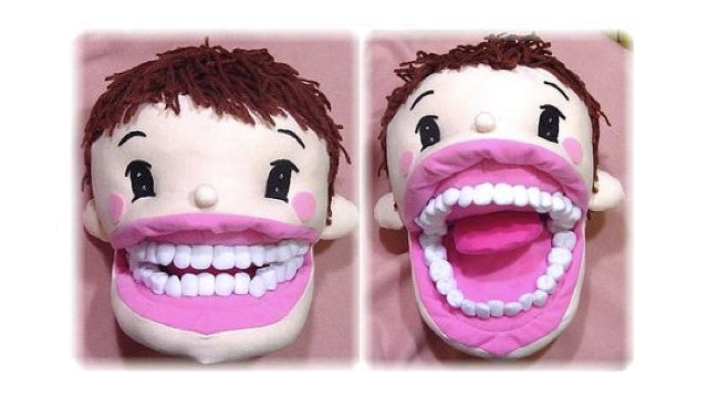 Japanese Tooth Brushing Sure Can Be Terrifying