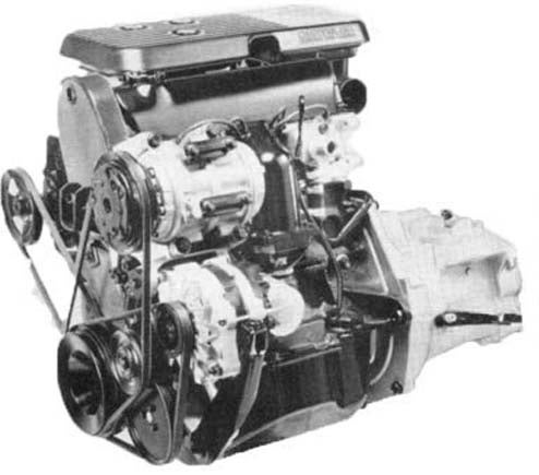 Engine Of The Day: Chrysler Trans Four
