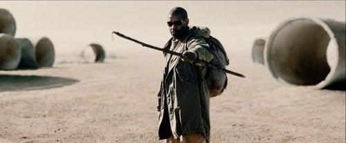 Denzel Is The Legolas Of The Post Apocalyptic Future