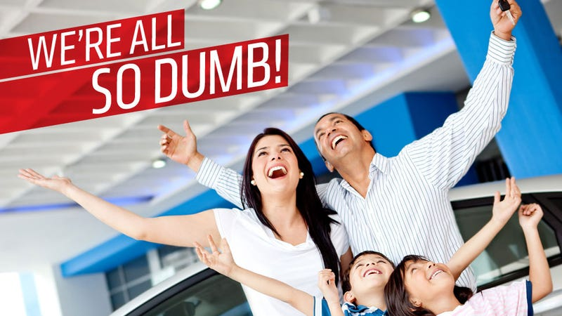 Before Buying A Car, Accept That All You Think You Know Is Wrong