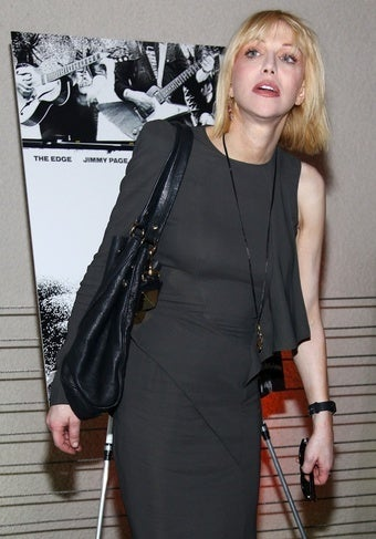 Legal Briefs Are Courtney Love's Method of Choice for Defamation