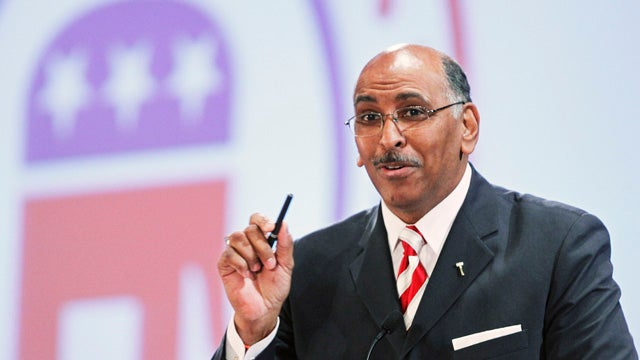 Michael Steele Joins the Liberal Media