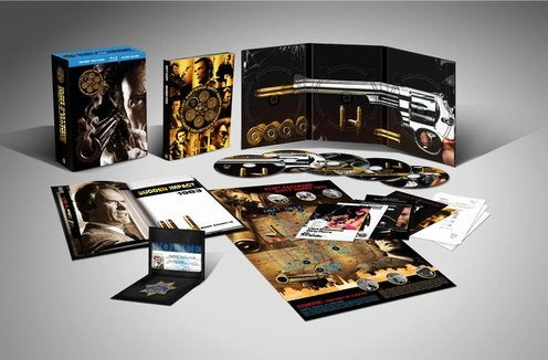 Do You Feel Lucky, Punk? Complete Dirty Harry Blu-Ray Collection Arrives June 3