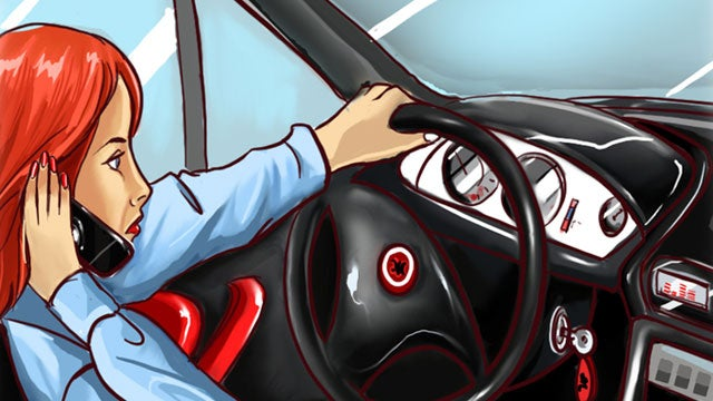 How to Drive Safely While Using Your Cellphone