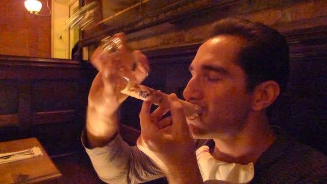 The Bone Luge: Gross, Weird, But More Than Just a Gimmick