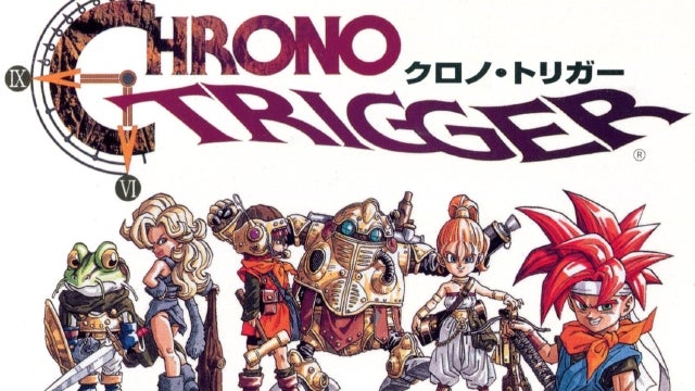 Chrono Trigger Arrives Tuesday on PSN