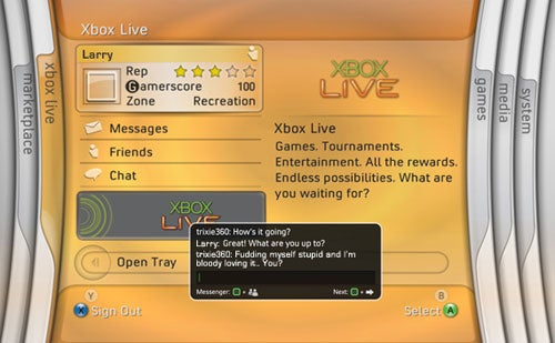 "Rumored Xbox 360 Spring Update Touts ""Motion Sensor"" Features, Game Installs"