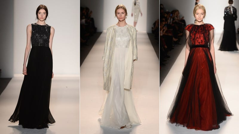 Jenny Packham, for the Elegant Ghost Princess in You