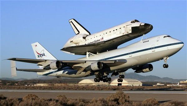 Farewell, Sweet Space Shuttle Endeavour