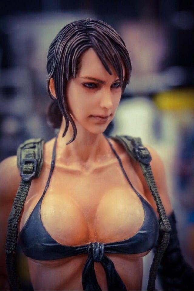 The Inevitable Erotic Metal Gear Solid V Figure