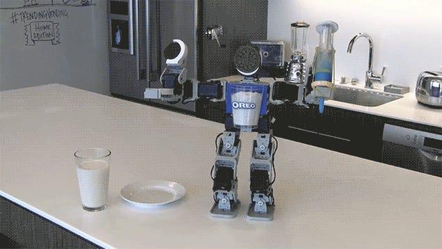 An Oreo-Making Robot Is Pretty Much Mankind's Greatest Achievement