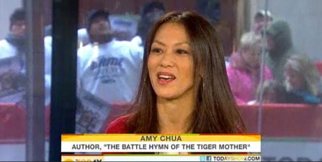 """Tiger Mother"" Backpedals On Hyper-Strict Parenting Advice"