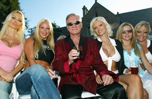 Hugh Hefner's Conundrum: A Mansion For an Empire?