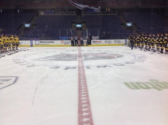 Ohio High School Hockey Championship Ends In Tie After Seven OT Periods
