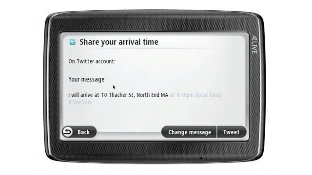 TomTom's Newest GPS Creepily Auto-Tweets Your Location for No Reason