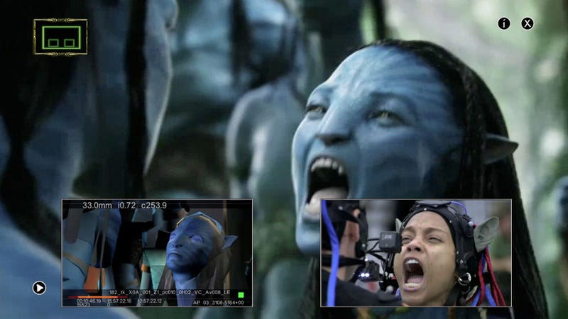 Avatar Brings Actual Special Features to iTunes Special Features