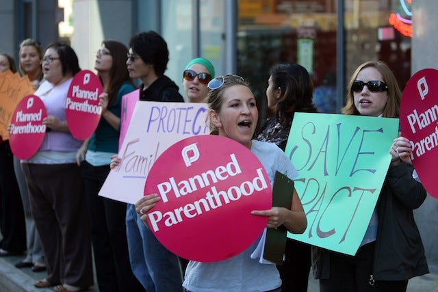 Judge Blocks Part Of Indiana Planned Parenthood Cut