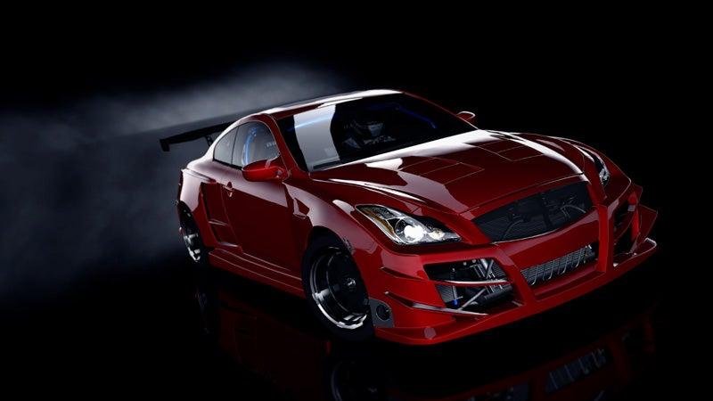 Shiny, Shiny Gran Turismo 5 Screens