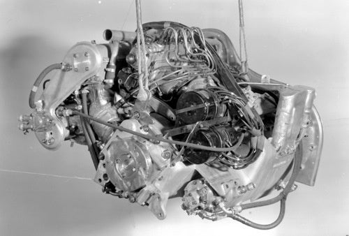 Guess That Engine: Friday Fangio Edition