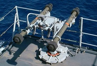 France's New Ship-Defense Turret Is a Remote Controlled Missile Launcher