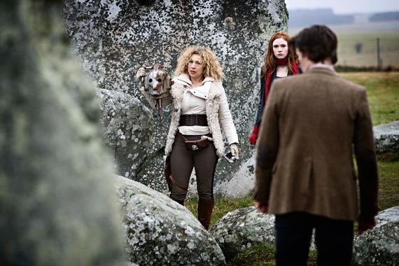 How I learned to love the Doctor's dashing lady-friend, River Song