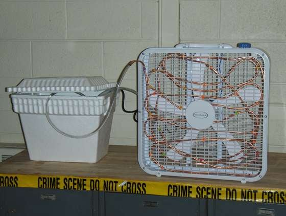 It's Hot: Make Yourself a Homemade Air Conditioner