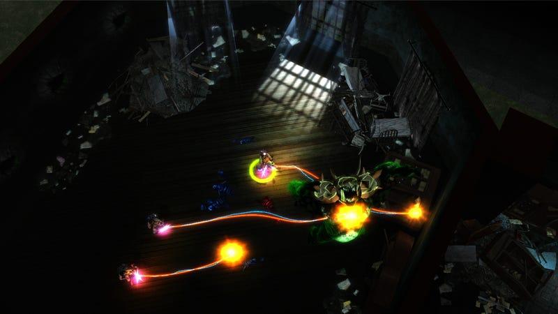 Ghostbusters Sanctum of Slime Screens