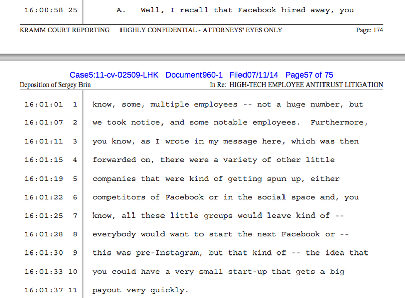 Google in 2007: Super Afraid of That Little Company Called Facebook