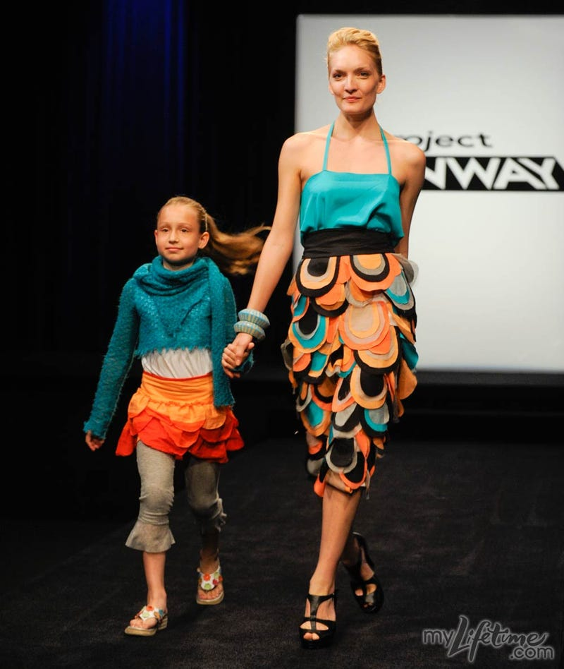 Project Runway's Kid Challenge: Designers Act Like Babies