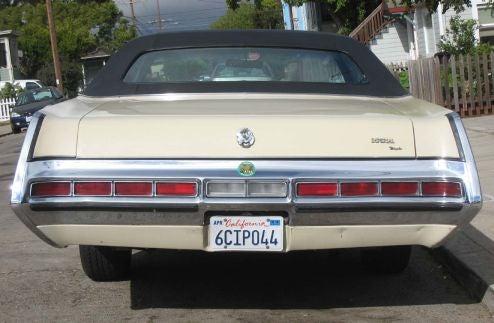 1971 Imperial LeBaron