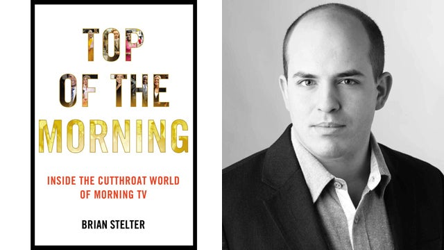 Top Of The Morning's Brian Stelter Will Be Here Today
